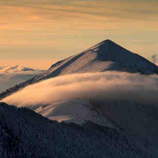 Sunset Oshlak 2212m, Brezovica