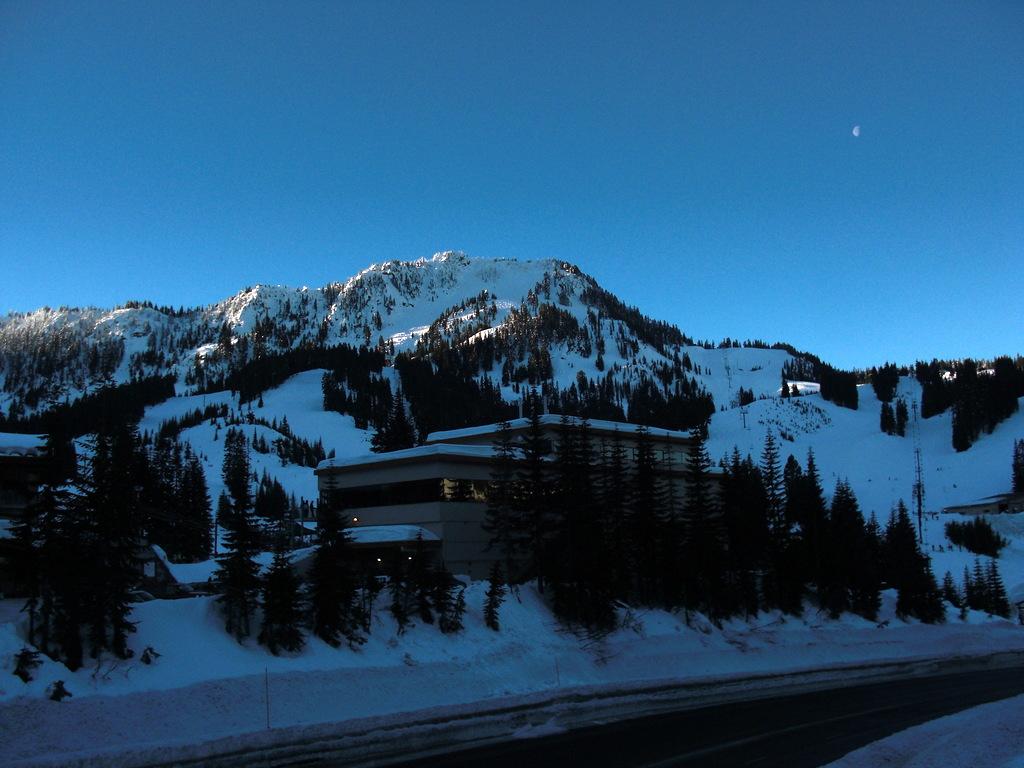 Stevens Pass Resort