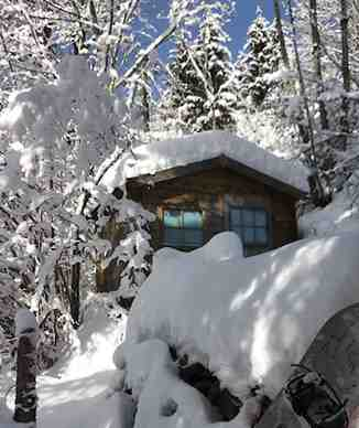 Winter Retreat, Morzine