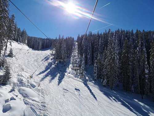 Bansko Ski Resort by: John Sutton