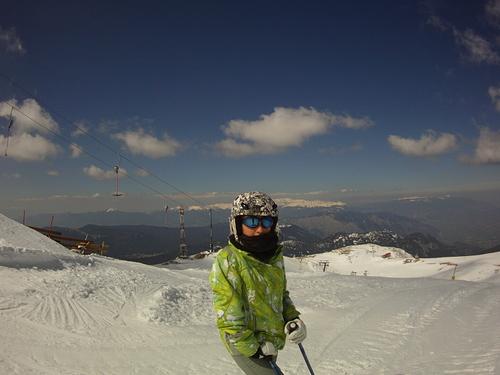 Mount Parnassos Ski Resort by: KOUFOPOULOS  Nikiforos