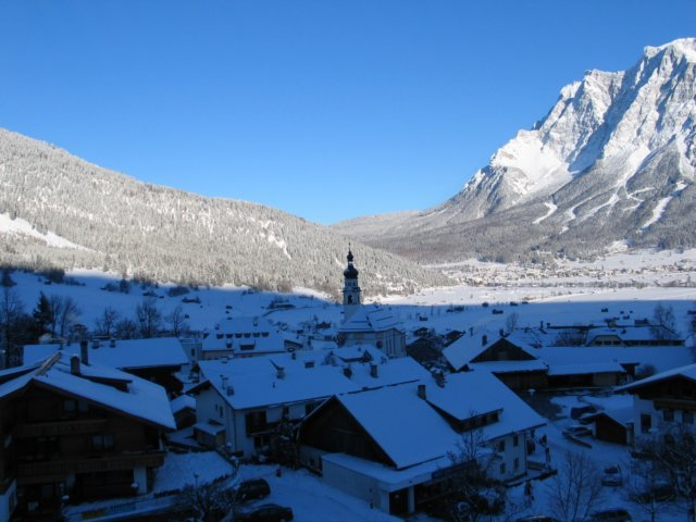 Shadow, Garmisch-Partenkirchen-Zugspitze