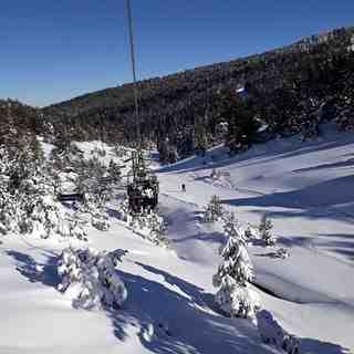 Kartalkaya Snow: KARTAL OTEL ÇAM ÇUKURU TELESİYEJDEN