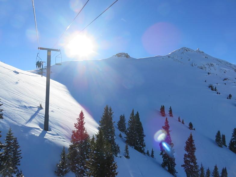 Silverton Chairlift, Silverton Mountain