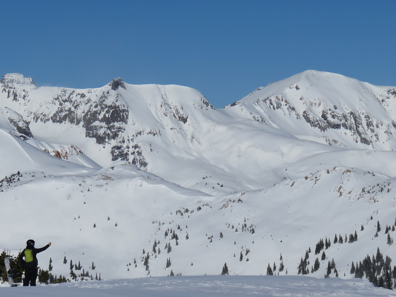 Top of Cabin, Silverton Mountain