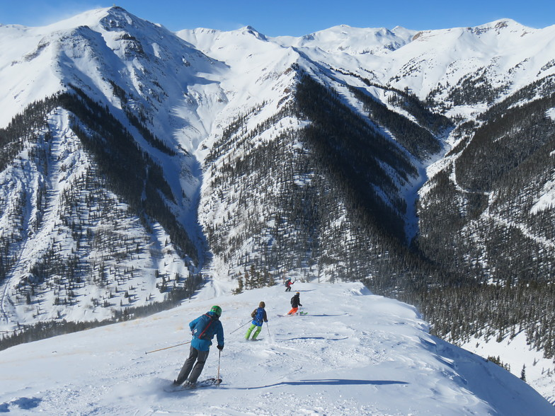 Skiing to Concussion, Silverton Mountain