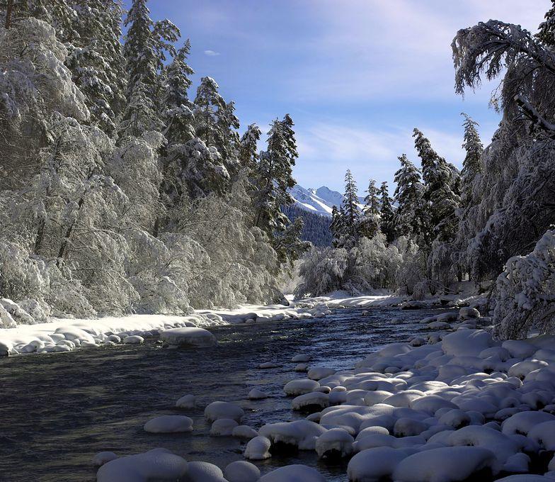 Зимняя Сказка ..., Arkhyz