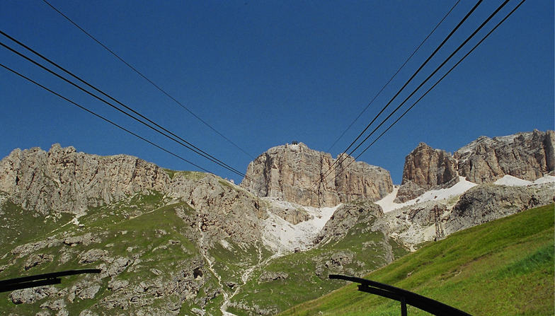 Going up?!, Val Gardena