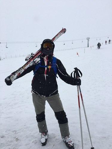 Alvares Winter Sports Complex Ski Resort by: Behnam Jalalzadeh