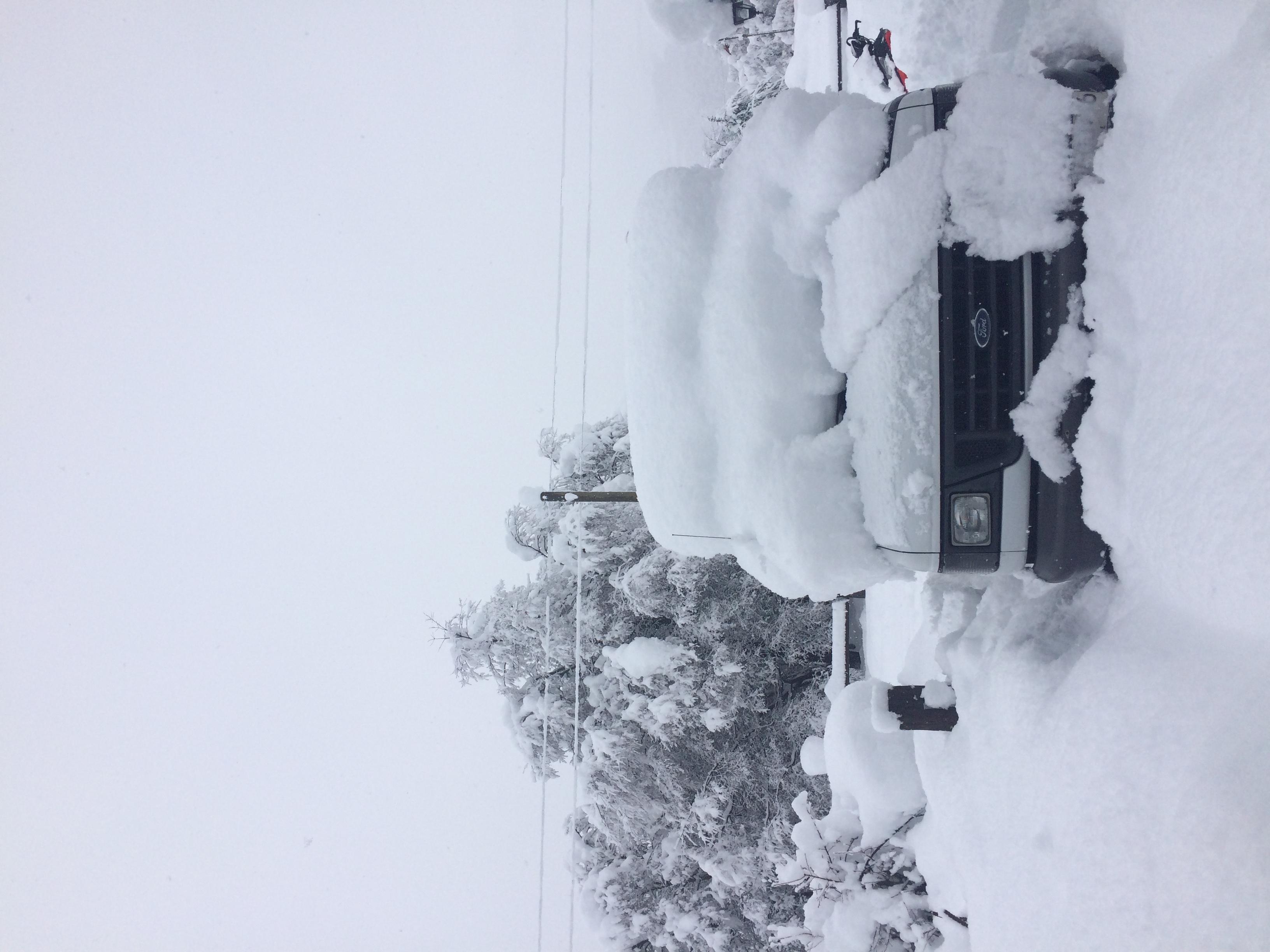 Las Trancas, Nevados de Chillan