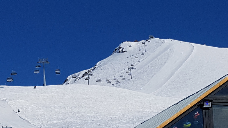 It was most steep slope in Gudauri, it's too short.