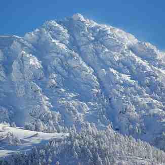 Снежная идиллия ..., Arkhyz