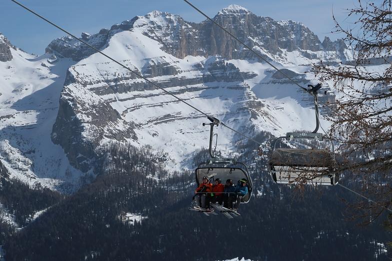 Beautiful scenery, Madonna di Campiglio