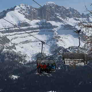 Beautiful scenery, Madonna di Campiglio