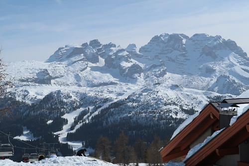 Madonna di Campiglio Ski Resort by: Dominic Graham