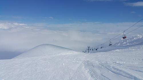 Davraz Ski Resort by: Emre YILMAZ