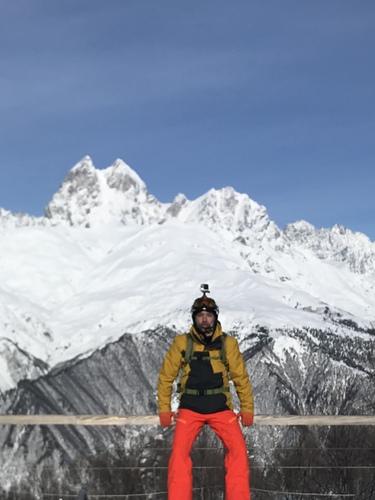 Mestia Ski Resort by: Fatih  Göktürk