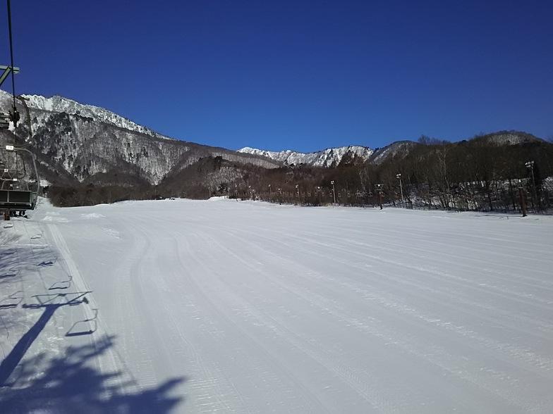 Jigatake snow