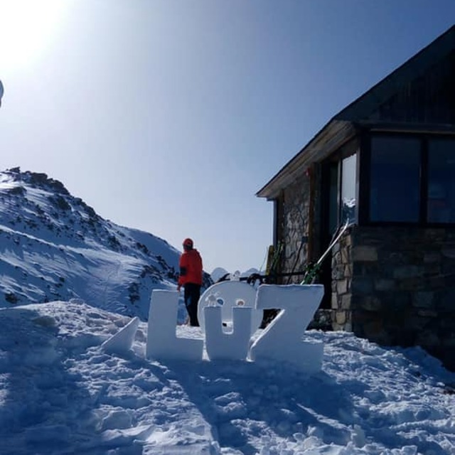 station de ski de Luz Ardiden