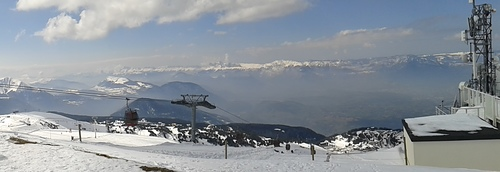 Chamrousse Ski Resort by: Katalin Divinyi