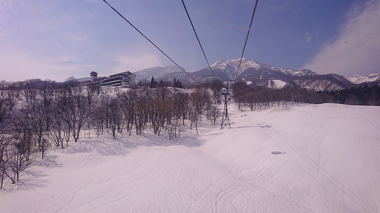 Akakura Kanko snow