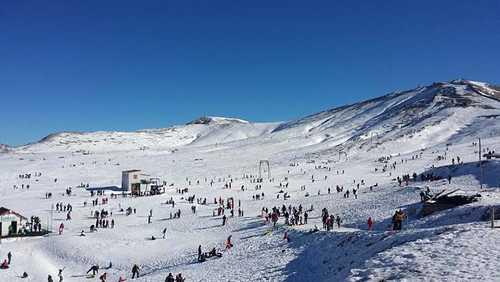 Campo-Catino  Reiseführer Skiort