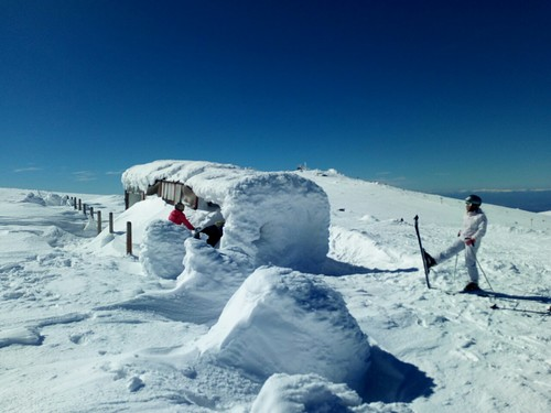 Vitosha Ski Resort by: Ts.Peev