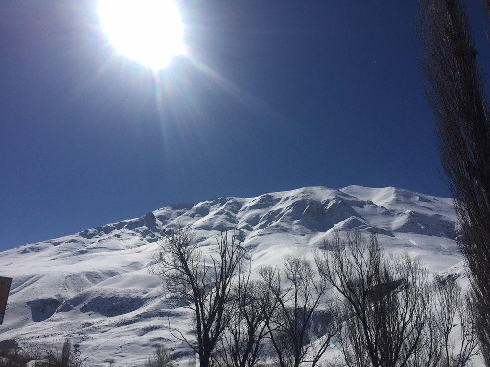 Polour, Mount Damavand