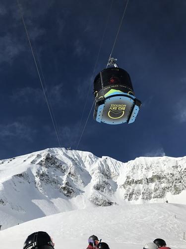 Big Sky Ski Resort by: Barry