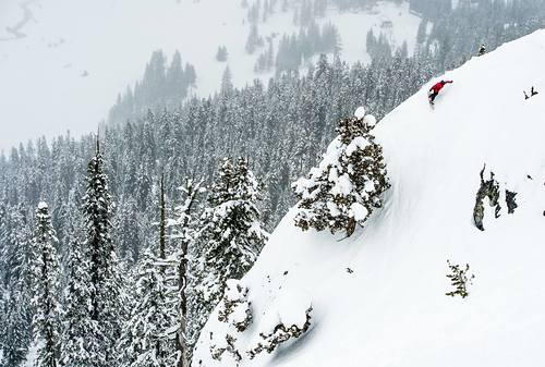 Squaw Valley Ski Resort by: Snow Forecast Admin