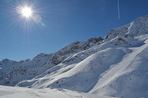 Airolo Ski Resort by: Anne