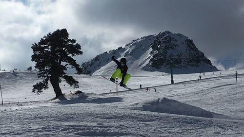Kartalkaya Ski Resort by: sevket
