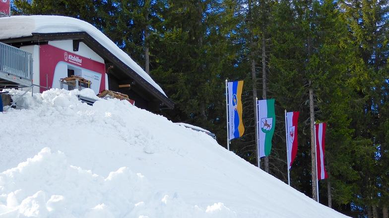 Kitzbühel - Hahnenkamm race
