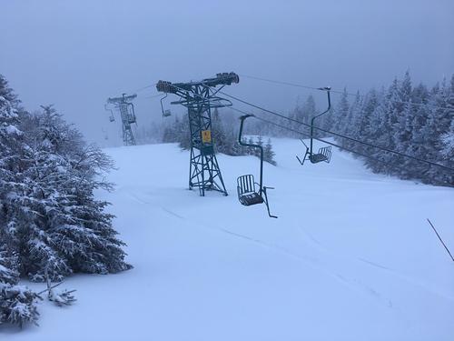 Mad River Glen Ski Resort by: Snow Forecast Admin