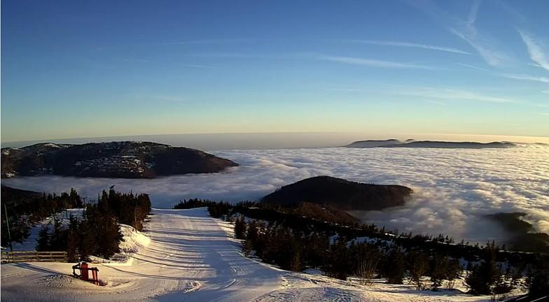 Skrzyczne FIS start, Szczyrk