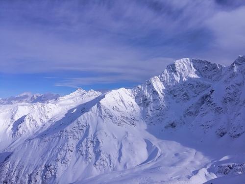 Mount Cheget Ski Resort by: Anzor Zhurtov