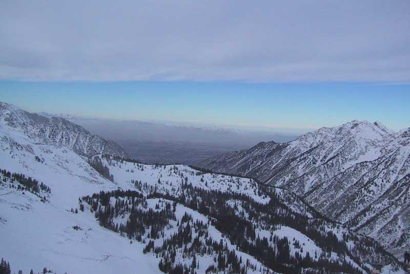Gad Valley, Snowbird and Little Cottonwood Canyon, UT