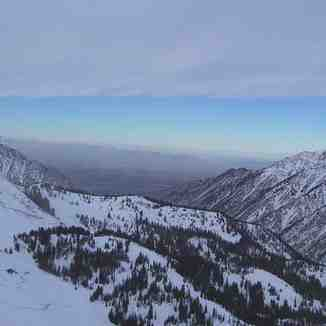 Gad Valley, Snowbird and Little Cottonwood Canyon, UT