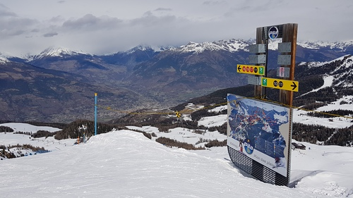 Pila Ski Resort by: Charalampos Penlidis