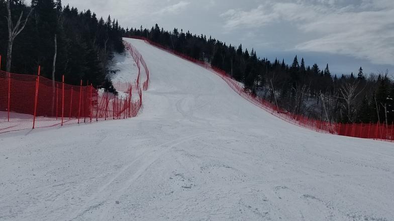 Race, Burke Mountain