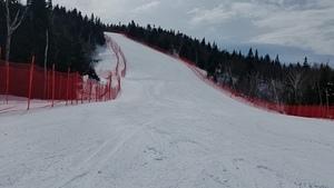 Race, Burke Mountain photo
