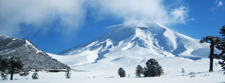 Lonquimay Volcano, Corralco (Lonquimay)