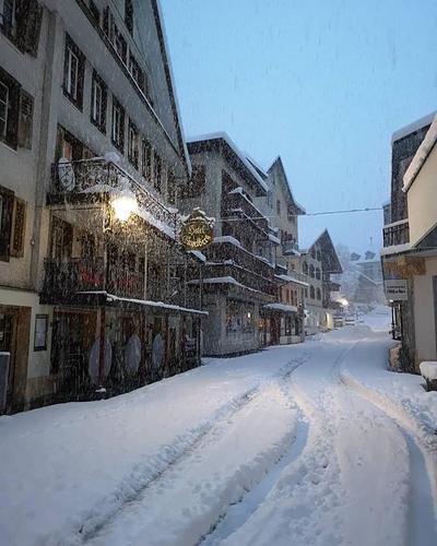 Engelberg Ski Resort by: Snow Forecast Admin