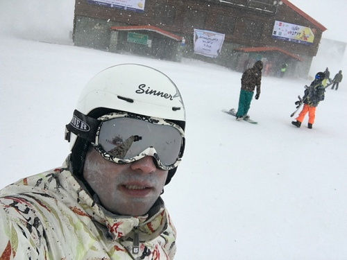 Tochal Ski Resort by: Mohammad Shafiee
