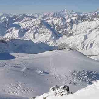Cervinia (from Zermatt), Breuil-Cervinia Valtournenche