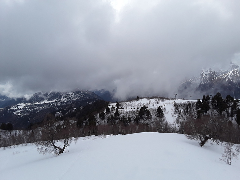Tetnuldi ski resort