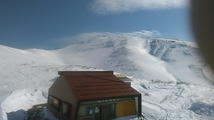 Tsukiyama ski area (Gassan) has 10m (33.3ft) snow., Gassan Glacier photo
