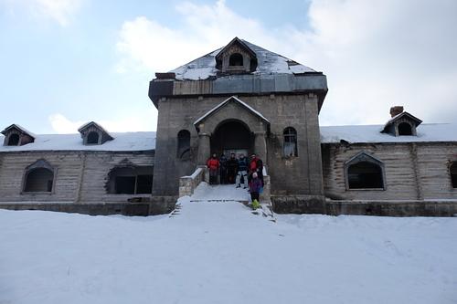 Sarıkamış Ski Resort by: Kürşat Gemalmaz