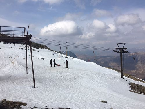 Glencoe Mountain Resort Ski Resort by: Snow Forecast Admin