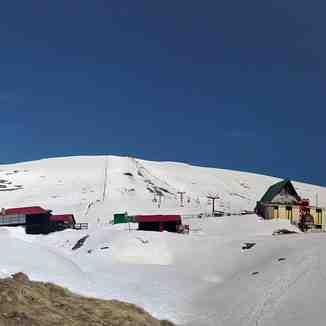 Cabana si Telescaun Valea Dorului, Sinaia